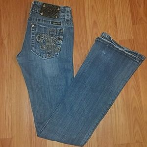 Miss me Jp5145B2 boot cut jeans